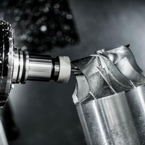 CNC lathe machining milling